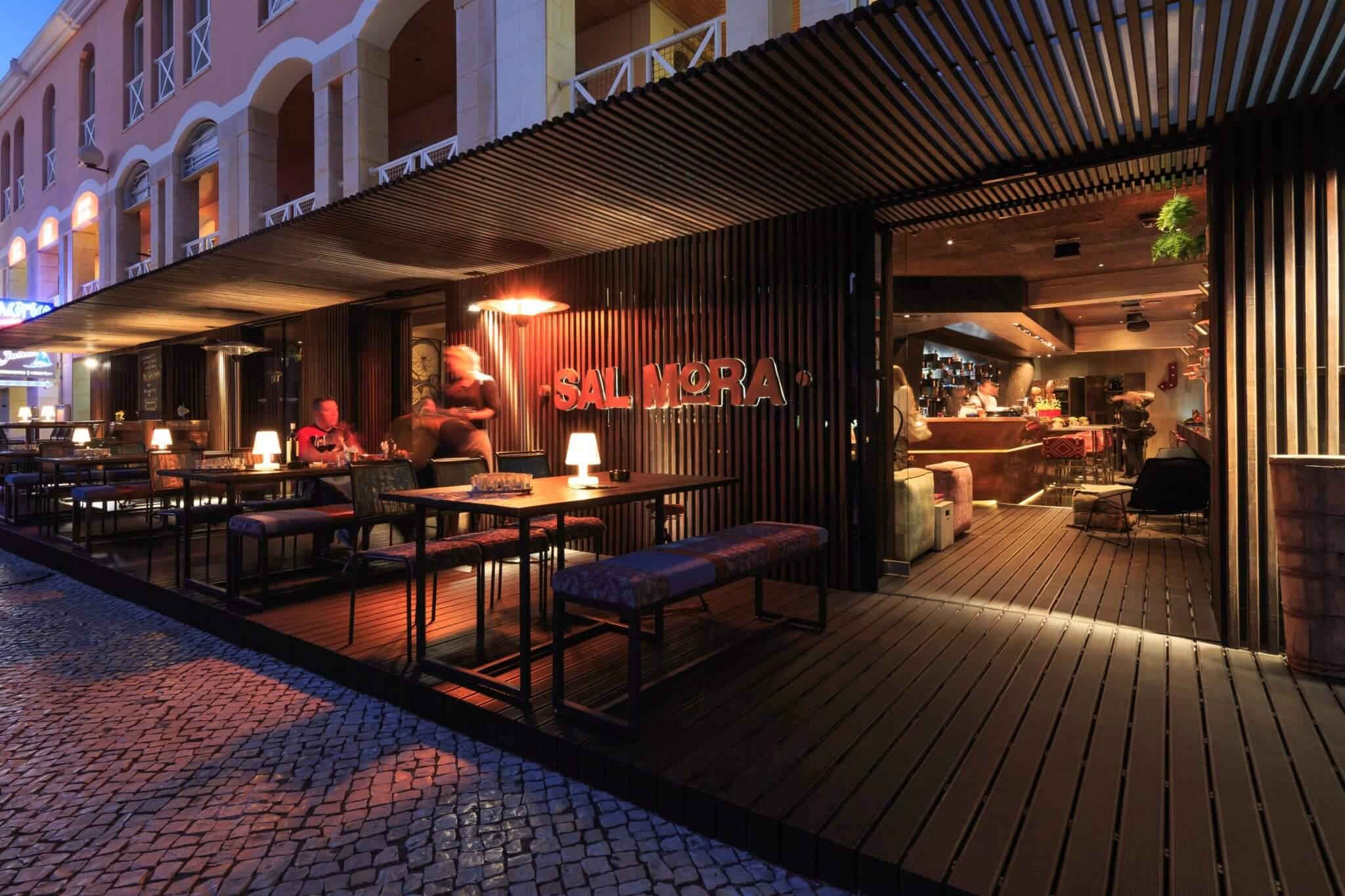 Restaurante Salmora