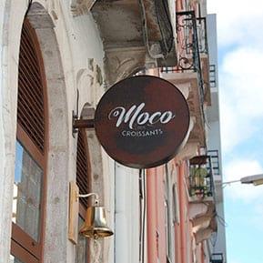 O Moço dos Croissants, Lisboa